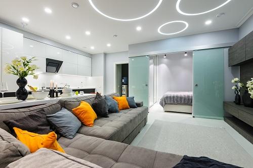 Beleuchtungsideen Wohnzimmer Berlin