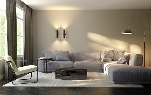 Lichtdesign Wohnzimmer Berlin
