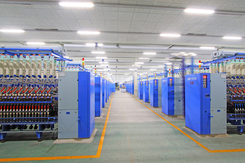 Lichtplanung Industrie